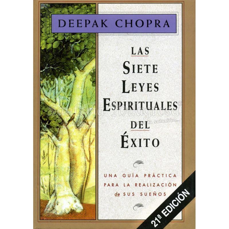 Libro Siete Leyes Espirit